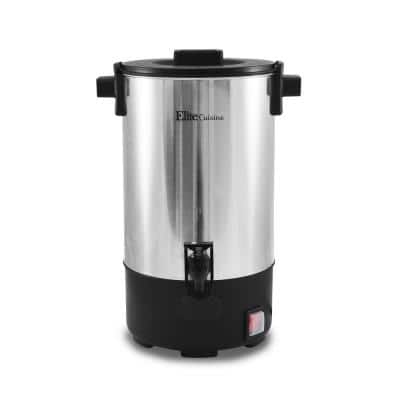 30-Cup Stainless Steel Coffee Urn