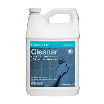 TileLab 1 Gal. Grout and Tile Cleaner