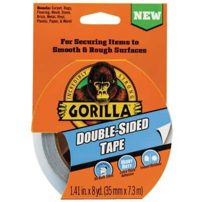 1.41 in. x 8 yd. Double Sided Tape (6-Pack)