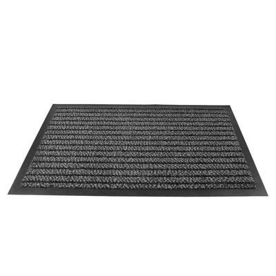 Doortex® Ultimat® 32 in. x 48 in. Rectangular Indoor Entrance Mat in Gray