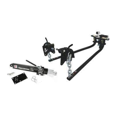 Eaz-Lift Bent Bar Weight Distribution Hitch With Sway Control - 600 Lb.