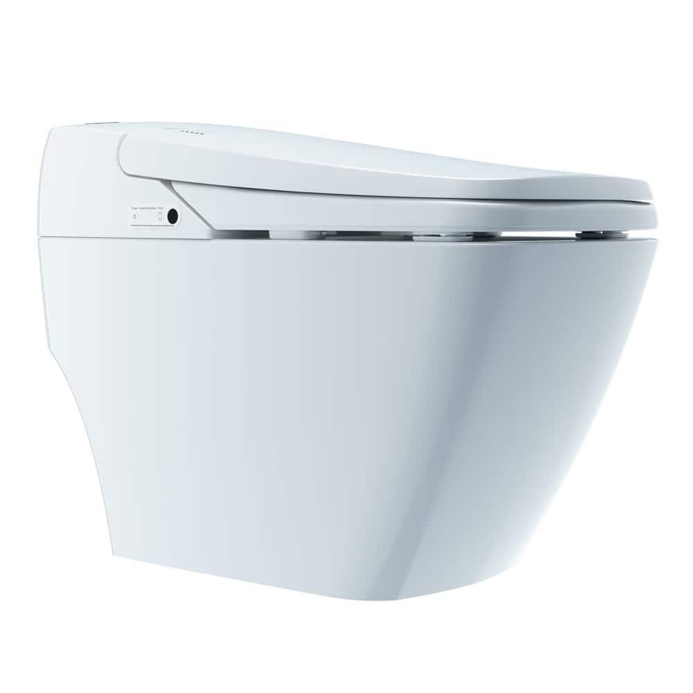 bioBidet Prodigy Smart Toilet Bidet System with Auto open, Auto Flush
