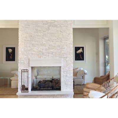 Asteria 4-Piece Fireplace Tool Set