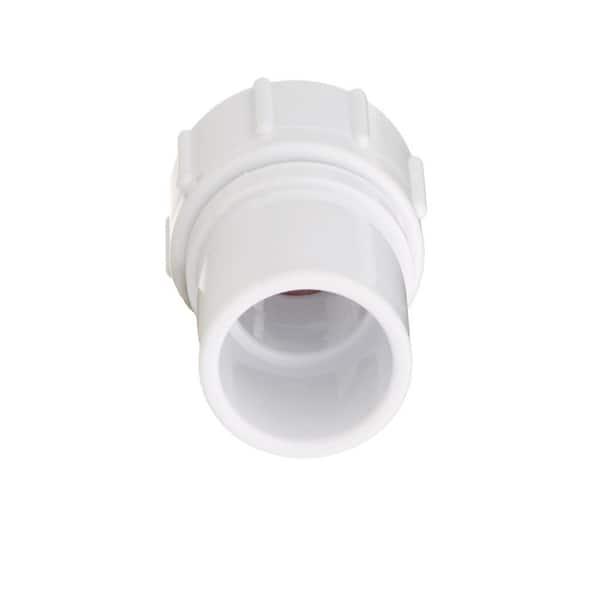 Orbit 1 2 In Pvc Hose Adapter 10118h, Garden Hose To Pvc Adapter Home Depot