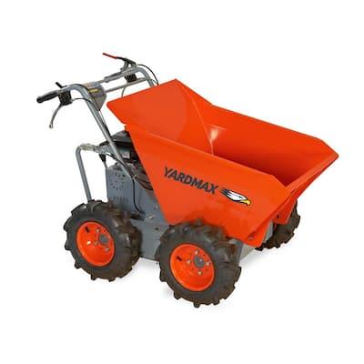 YD4103 Power Wheelbarrow, 660lb. Capacity, Briggs CR950, 6.5 hp, 208cc