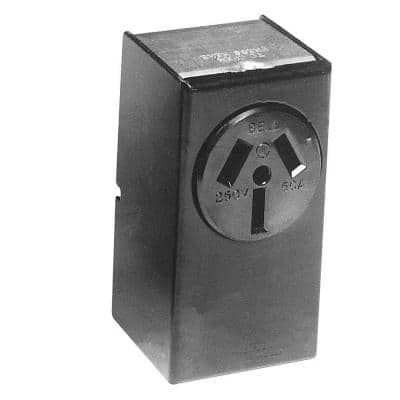 Crowfoot Receptacle