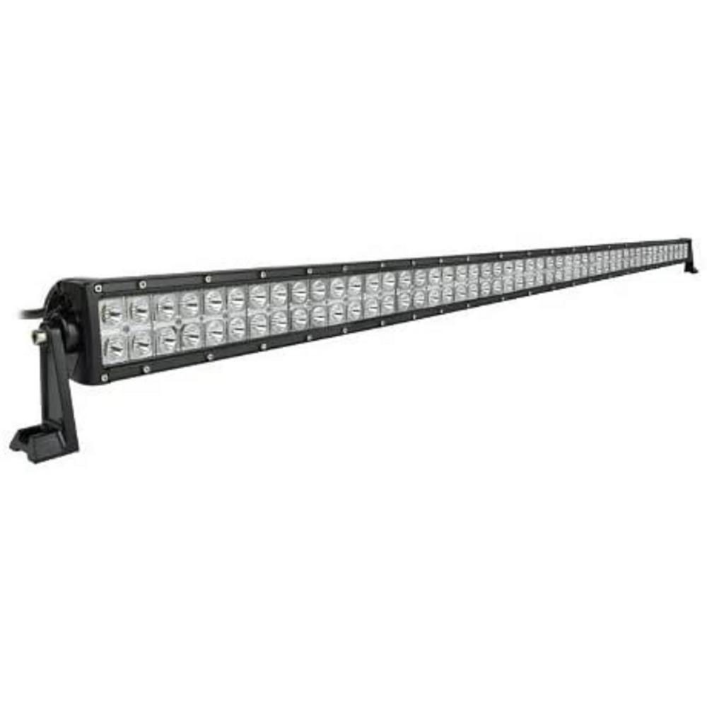 52 in. 4x4 300-Watt Spot Work Off Road Fog LED Light Bar