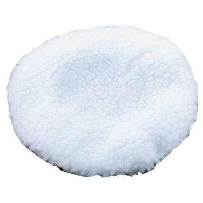 6 in. Cotton Buffer Pad Cover