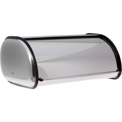Stainless Steel Bread Box for kitchen, Bread storage holder