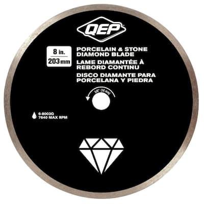 8 in. Diamond Blade for Wet Tile Saws