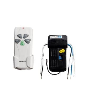 Independence 3-Speed Fan Remote Control in White