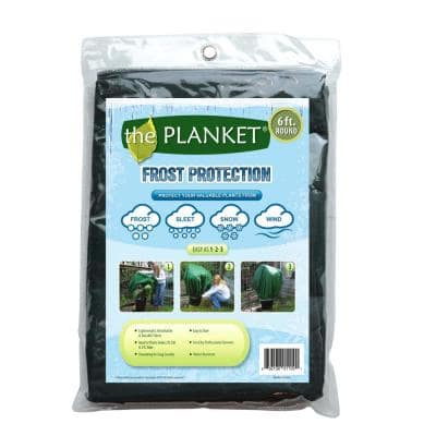 6 ft. Round Plant Cover