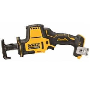 ATOMIC 20-Volt MAX Cordless Brushless Compact Reciprocating Saw (Tool-Only)