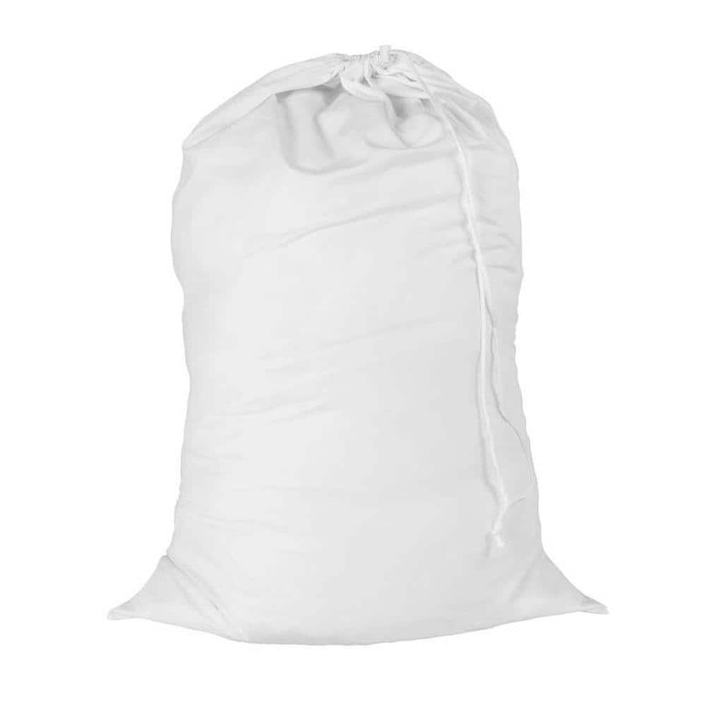 Home... Prime Line Packaging 100/% Cotton Laundry Bags with Drawstrings 28x36 Laundry Hamper Liners Commercial Grade Heavy Duty for Hotels