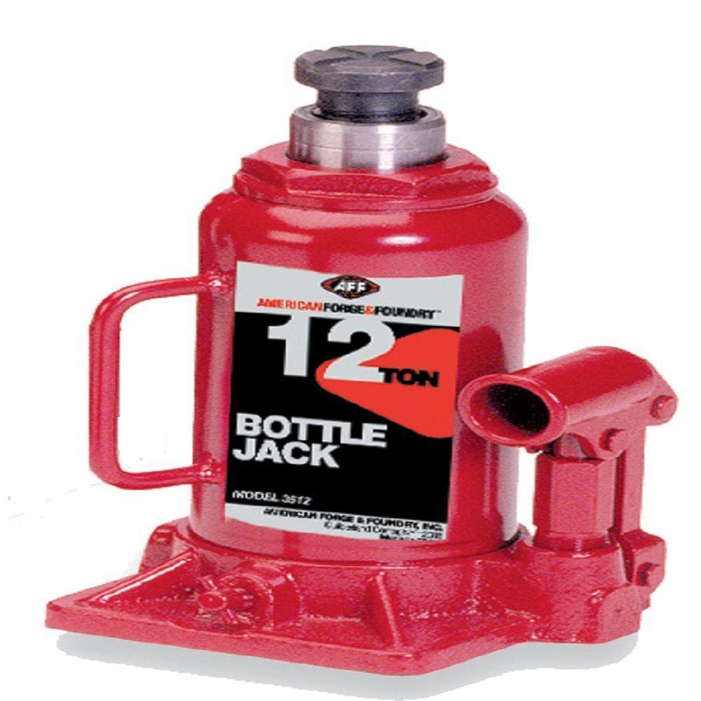 12-Ton Bottle Jack