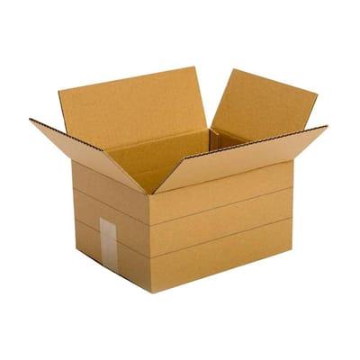 Multi-depth Box 25-Pack (12 in. L x 9 in. W x 6 in. D)
