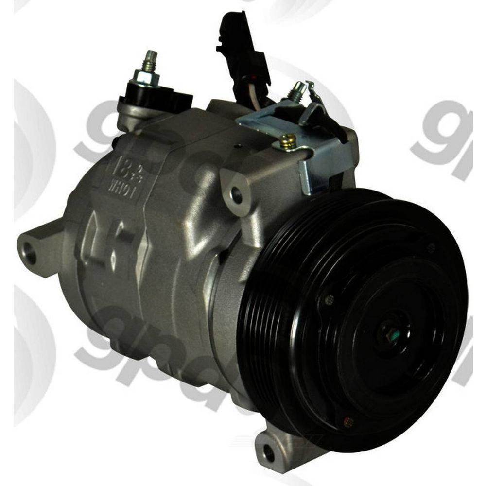 A C Compressor Auto Parts Automotive The Home Depot