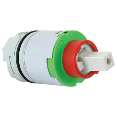 2 in. L Tub and Shower Ceramic Disc Cartridge