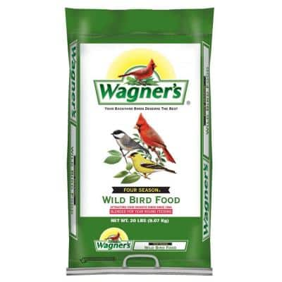 20 lb. Four Season Wild Bird Food