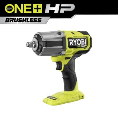 ONE+ HP 18V Brushless Cordless 4-Mode 1/2 in. High Torque Impact Wrench (Tool Only)