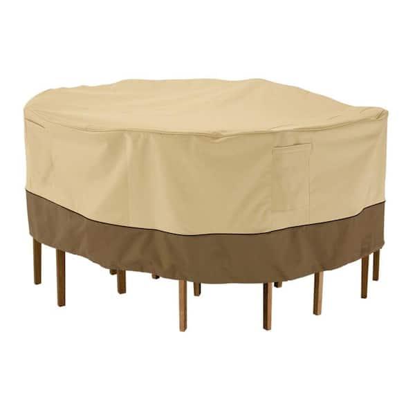 Classic Accessories Veranda Large Round, Patio Furniture Covers Home Hardware