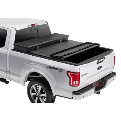 """Trifecta Toolbox 2.0 Tonneau Cover - 09-18 (19 Classic) Ram 1500/10-19 2500/3500 6'4"""" Bed w/out RamBox"""