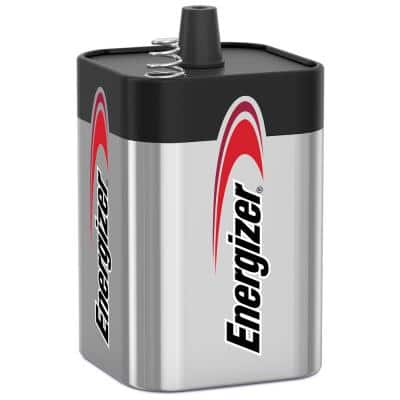 Energizer MAX Alkaline 6-Volt Battery, 1 Pack