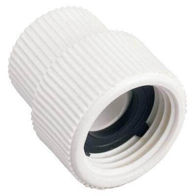 1/2 in. FNPT x 3/4 in. FHT PVC Swivel