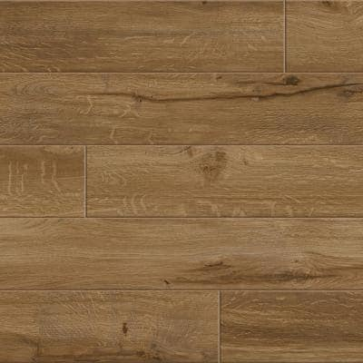 Apostle Islands Oak 7.5 in. W x 47.6 in. L Luxury Vinyl Plank Flooring (24.74 sq. ft.)