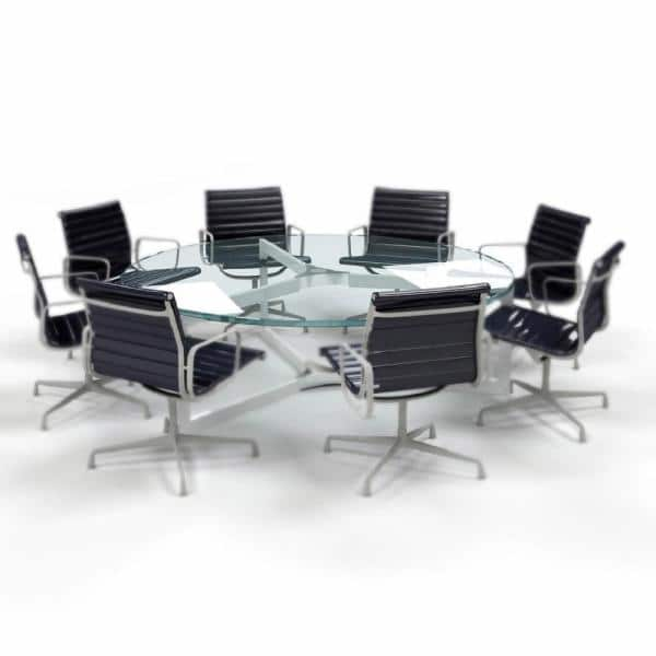 Clear Round Glass Table Top, Glass Table Top 60 Inch Round
