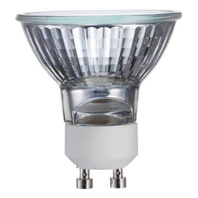 25-Watt Halogen MR16 GU10 Base Flood Light Bulb, Dimmable