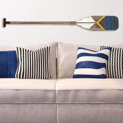 Nautical Oar Wall Decor