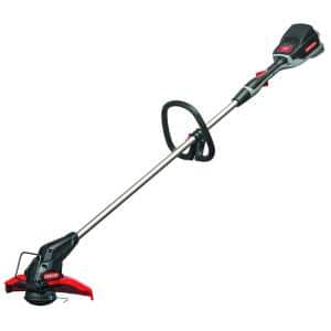 40-Volt Lithium-Ion Cordless Straight Shaft String Trimmer – Battery and Charger not Included