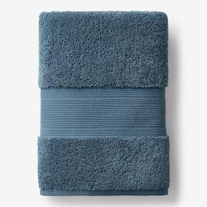 Legends Regal Storm Solid Egyptian Cotton Bath Sheet
