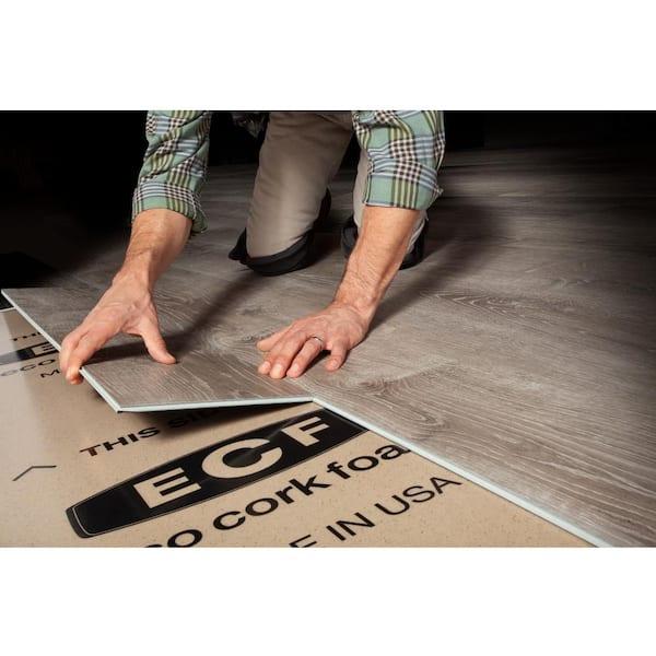 Eco Cork Foam 300 Sq Ft 3 X 100