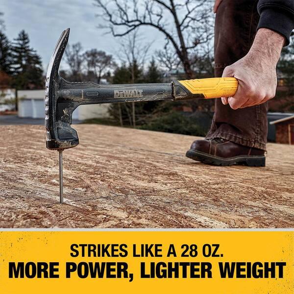 One-Piece Steel Hammer DEWALT DWHT51064 22 oz