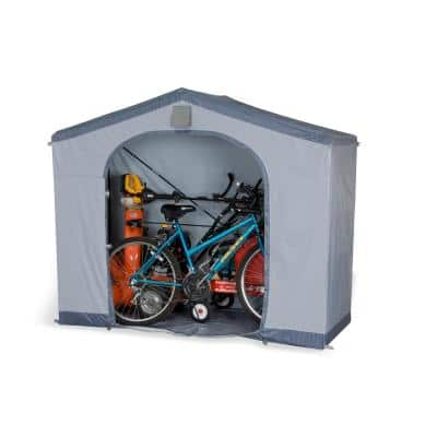 5 ft. x 6 ft. x 2 ft. Portable Storage Shed