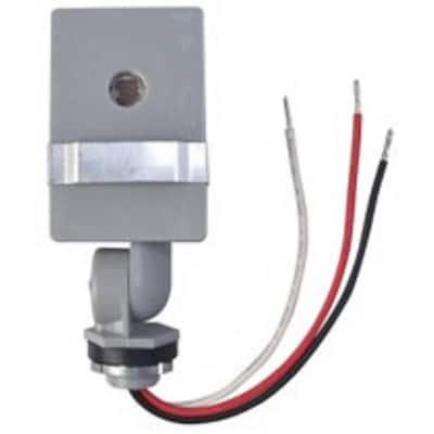 2,000-Watt Outdoor In-Wall Stem and Swivel Photocell Light Control