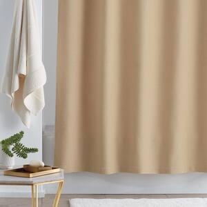 72 in. Butterscotch Shower Curtain