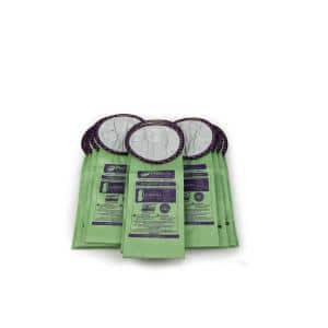 10-Pack of Genuine Proteam 6 Qt. Bags Fits rounded 6 Qt. Proteam Models