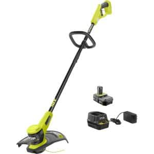 ONE+ 18V 13 in. Cordless Battery String Trimmer with 2.0 Ah Battery and Charger