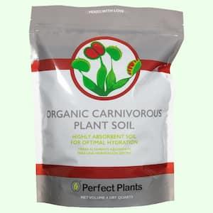 4 Qt. Organic Carnivorous Plant Soil - Balanced Substrate