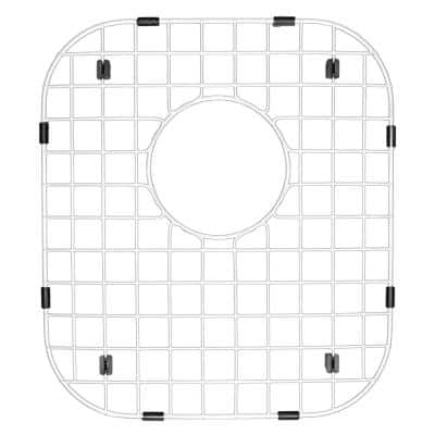 12-1/2 in. x 14-5/8 in. Stainless Steel Bottom Grid