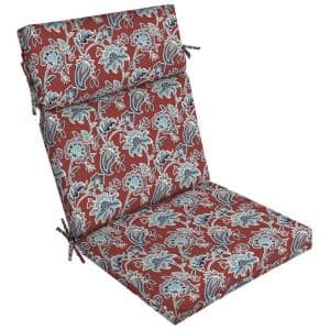 21 in. x 44 in. Caspian Outdoor Dining Chair Cushion