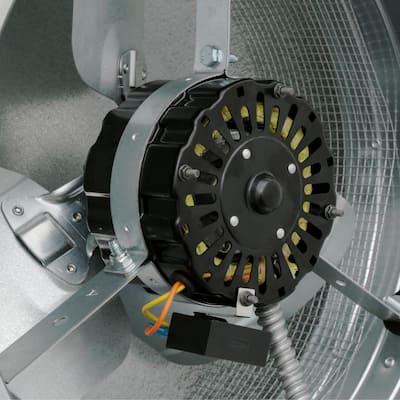 Replacement Power Vent Motor for EGV5, ERV4, ERV5, PR-1, PR-2, PG1, and PG2 Series