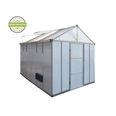 Light Deprivation 8 ft. x 12 ft. Greenhouse
