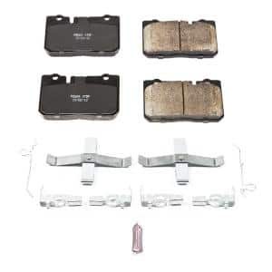 Disc Brake Pad Set 1995-2000 Lexus Ls400