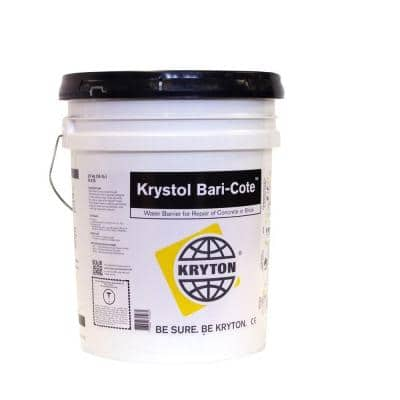 5 gal. Non Shrink Waterproofing Grout for Crack Repairs Concrete Mix
