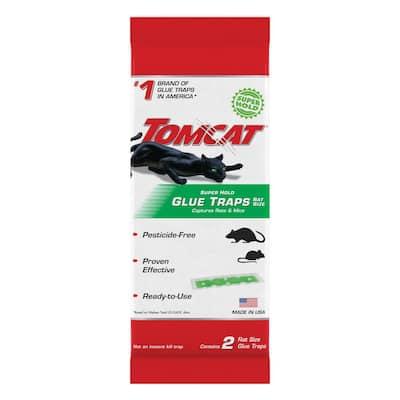 Super Hold Rat Size Glue Trap (2-Count)