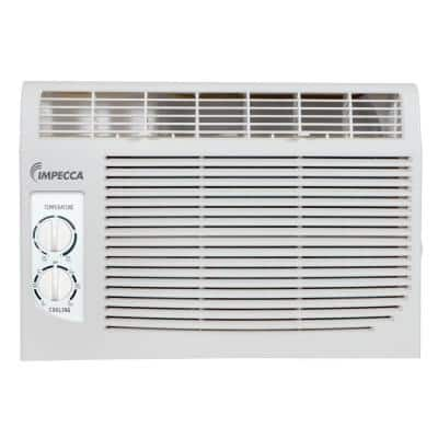 5,000 BTU 115-Volt Mechanical Controlled Mini Window Air Conditioner